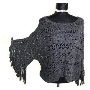 Ralph Lauren crochet lace shirt